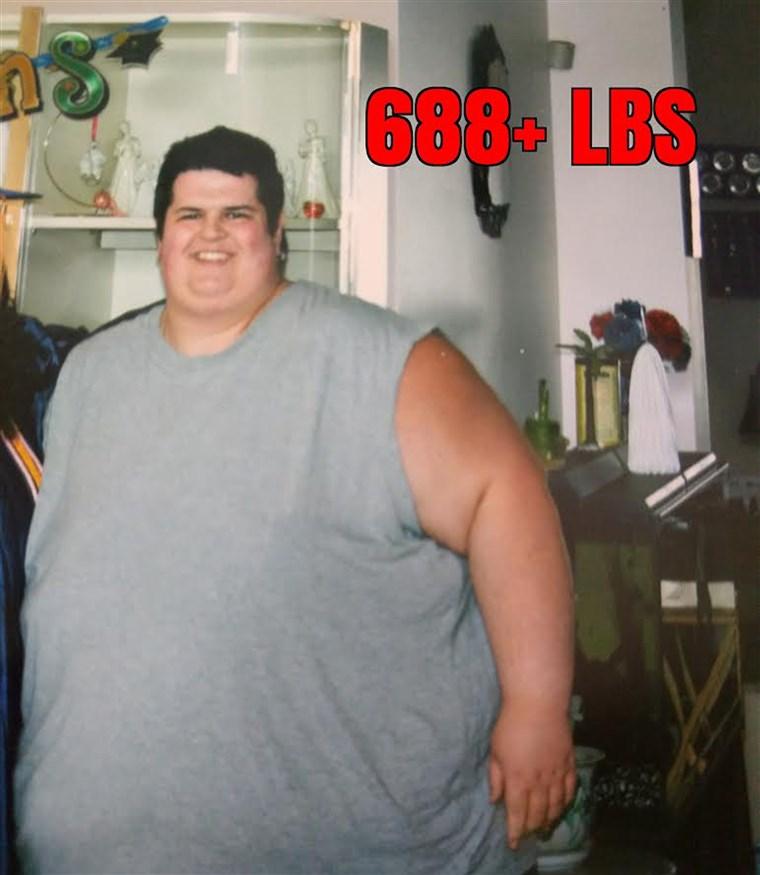 225 lb súlycsökkenés