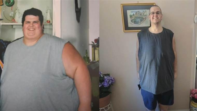 350 lb súlycsökkenés)
