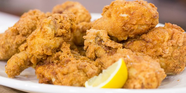 Savannah's Mom's Homestyle Fried Chicken
