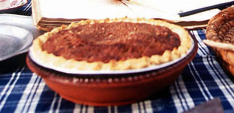भोजन PIES SHOOFLY AMISH DESSERT