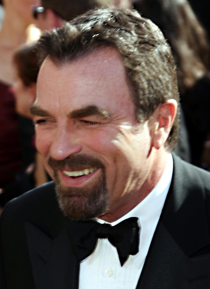 TOM SELLECK arriving at The 56th AnnualEmmy Awards at The Shrine AuditoriumLos Angeles, California - 19.09.04Credit: WENN
