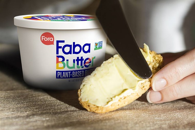 के लिए Faba Plant-Based Butter
