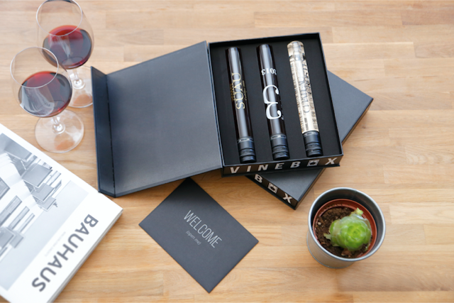 Vinebox wine subscription