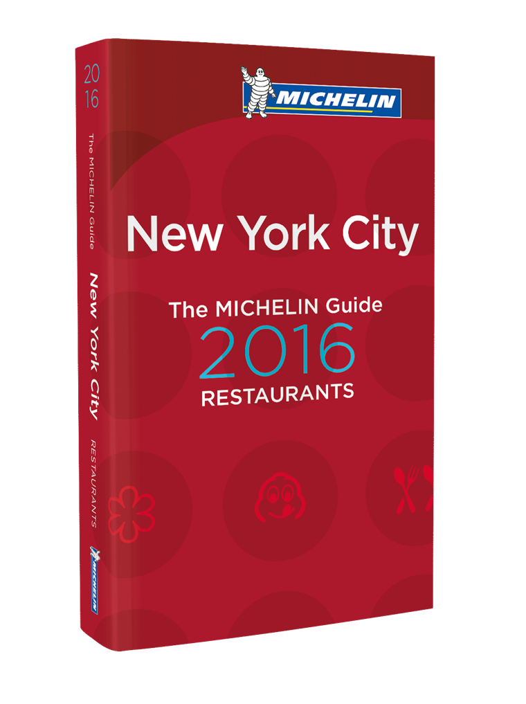 2016 New York Michelin guide