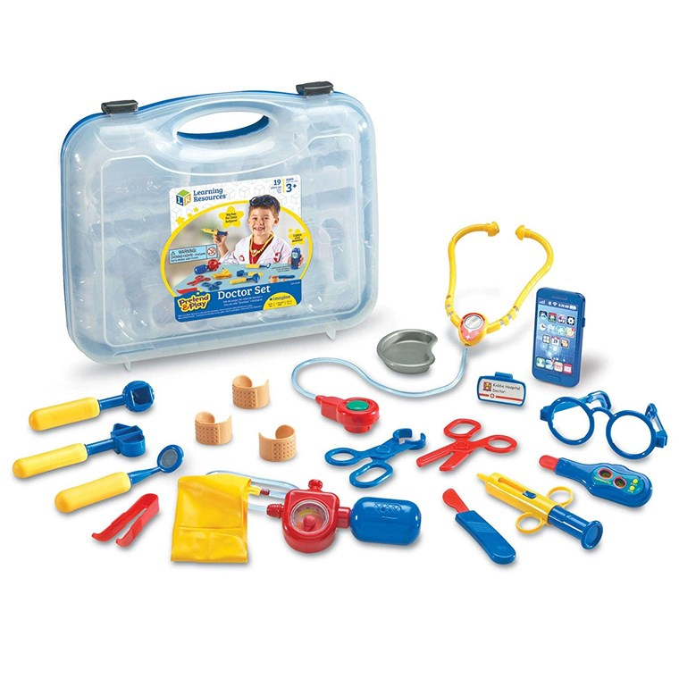 למידה Resources Pretend & Play Doctor Kit