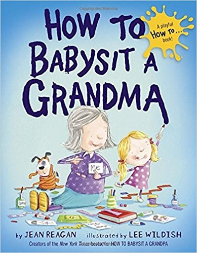Kako to Babysit a Grandma book