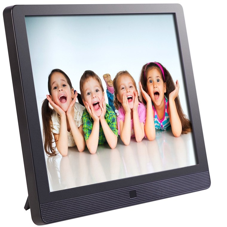 Wi-Fi Enabled picture frame