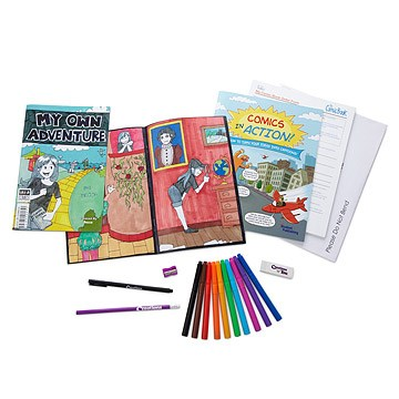 Komikus Book Kit