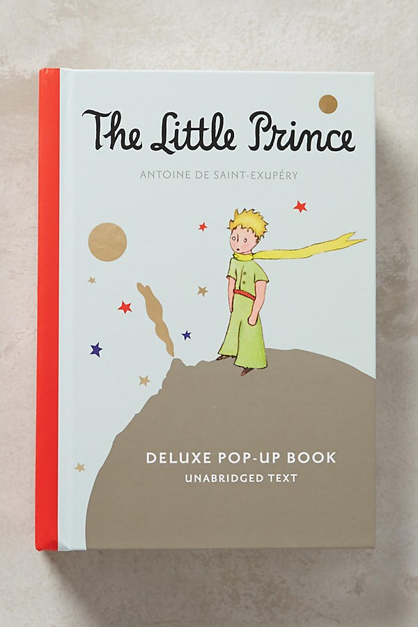 Little Prince Pop-Up Book