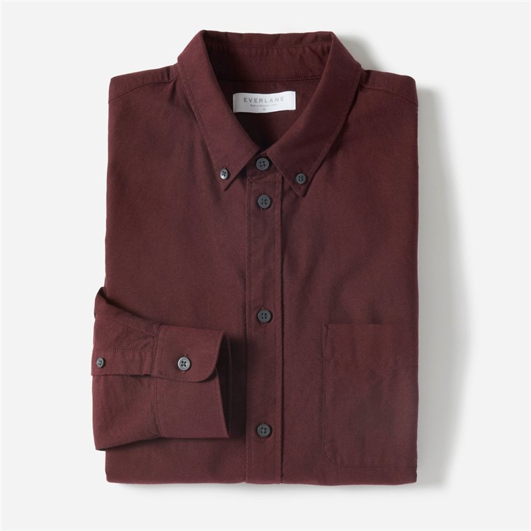 Everlane Japanese slim fit oxford