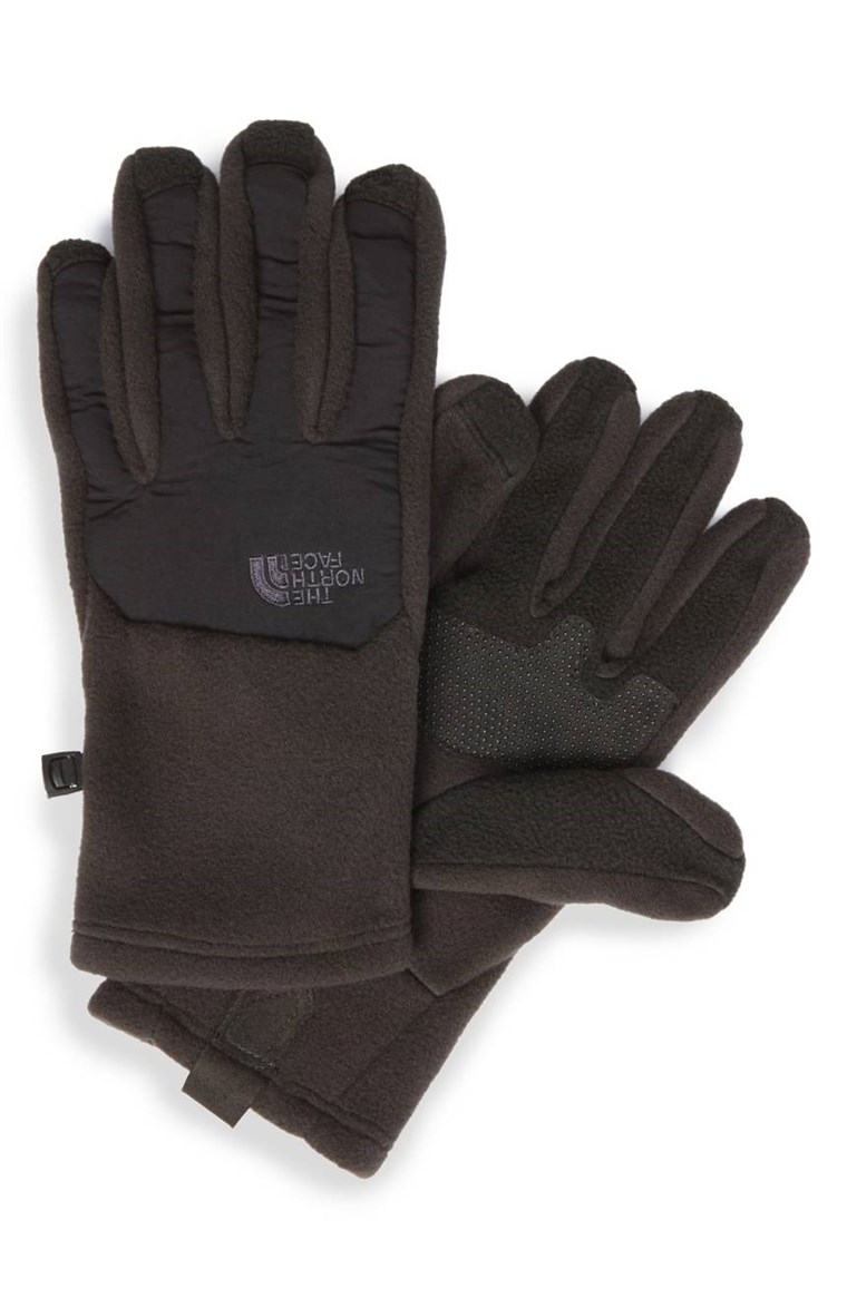 North Face Denali e-tip gloves