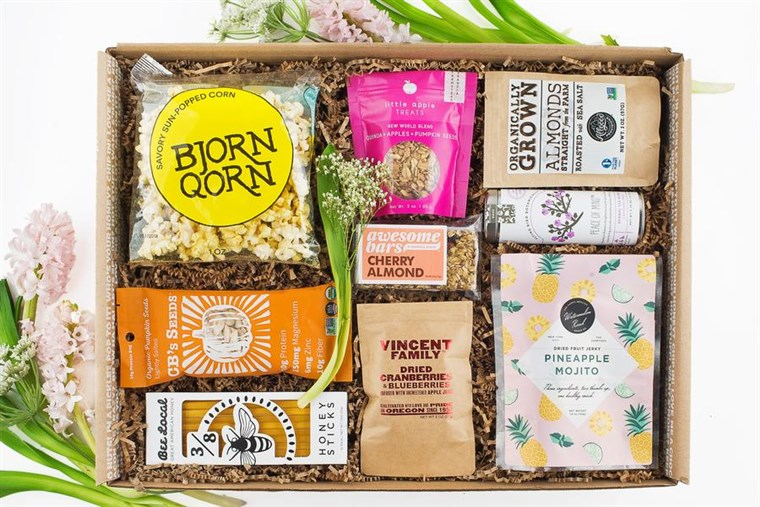 Legjobb last-minute mother's day gifts food gift box