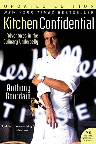 Kuhinja Confidential by Anthony Bourdain