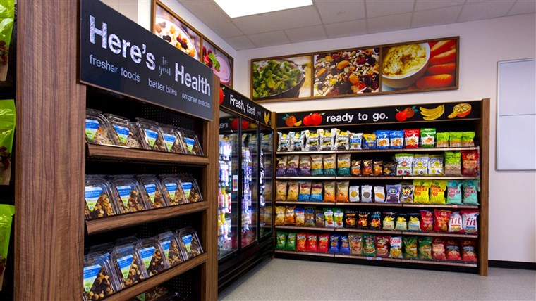 CVS offering healthy food options in stores