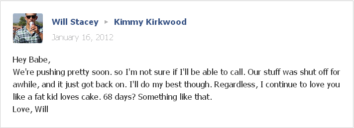 Htjeti and Kimmy Facebook message