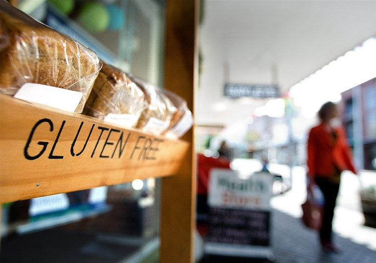 Annak ellenére the craze for gluten-free foods, there's no such thing as an actual 'allergy' to gluten, myth-busting experts say.