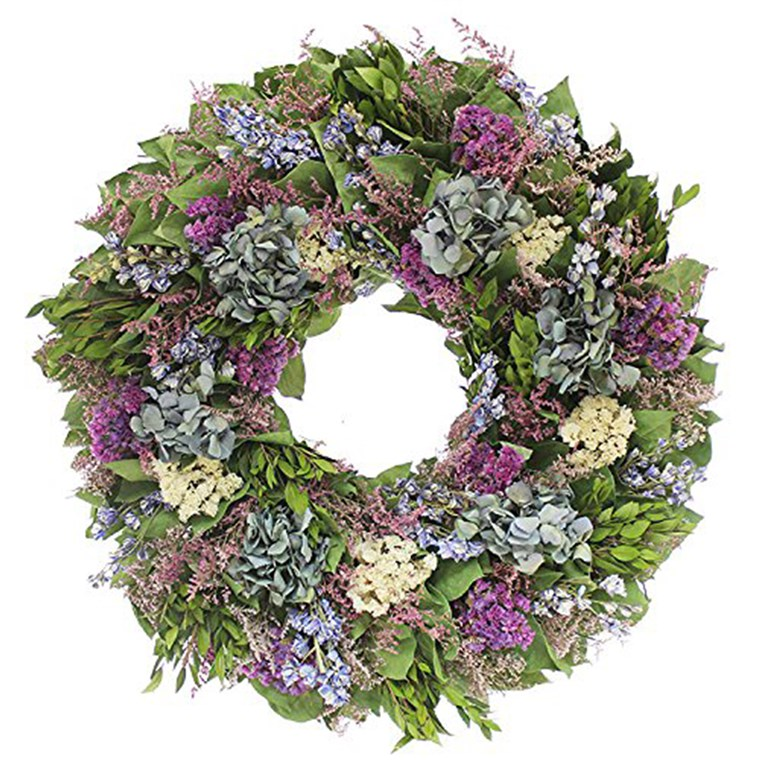 ajándék for new moms, wreath