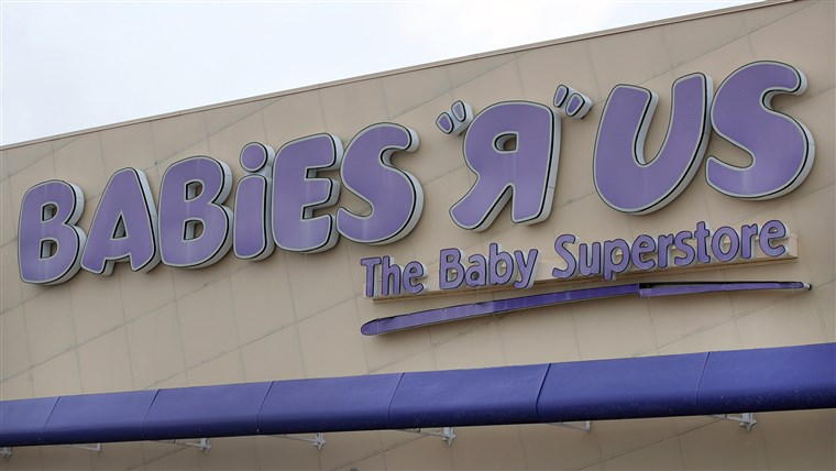 से Feb. 16 through March 18, Babies R Us and Toys R Us stores will be holding their annual trade-in event.