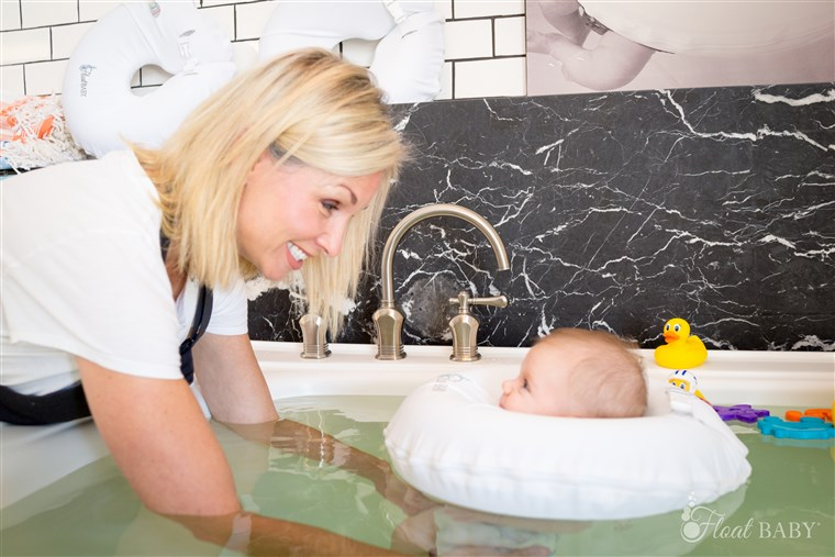 plutati baby is a spa for infants