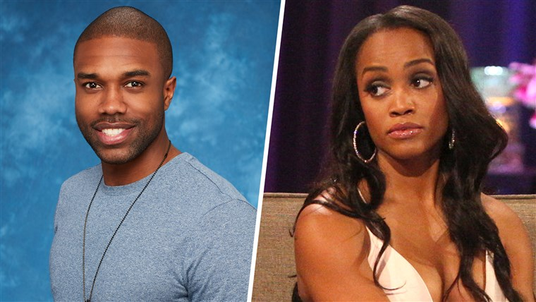 'Bachelorette' Rachel Lindsay's angry response to comments contestant Demario Jackson made about Rachel being only