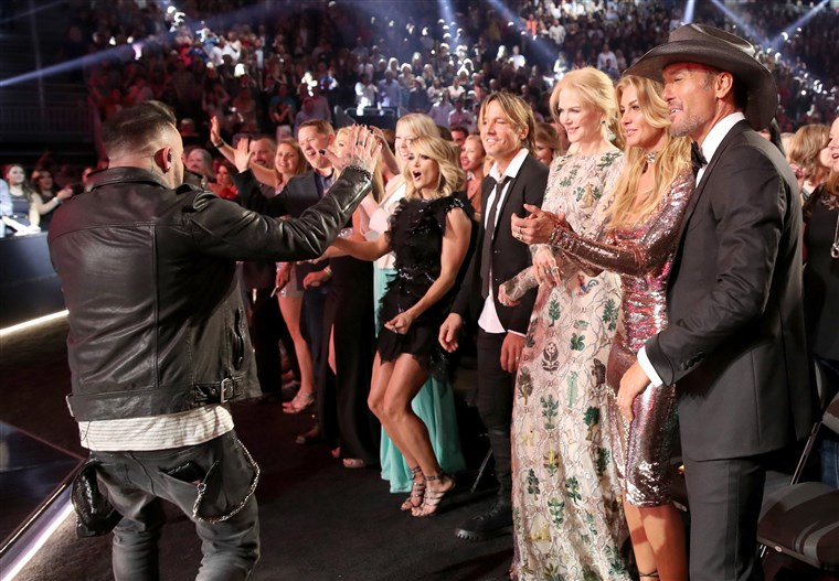 52. Academy Of Country Music Awards - Backstage And Audience