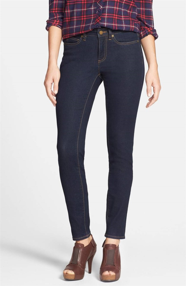 ब्लेक Lively Skinny jeans - dark blue