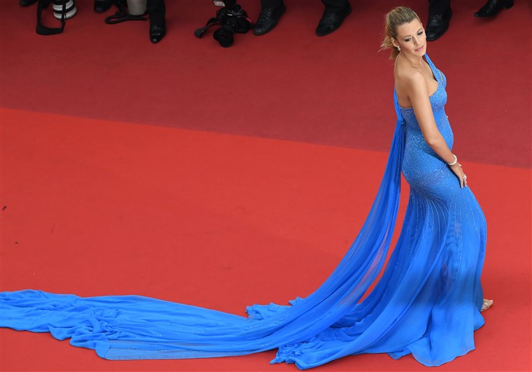 Blake Lively at Cannes Film Festival