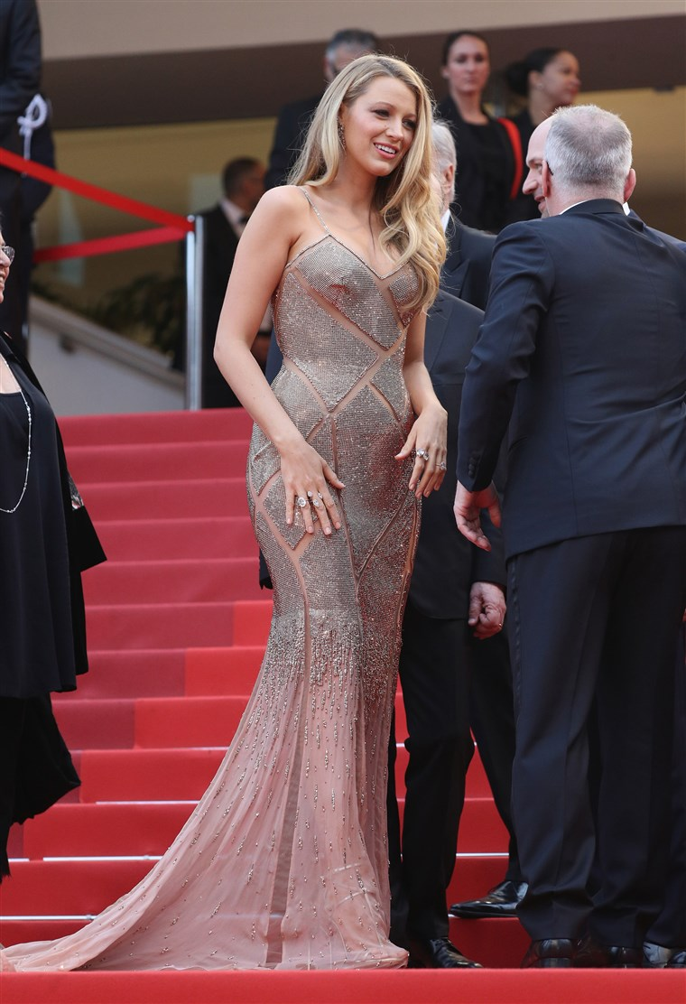 Blake Lively Cannes Film Festival 2016