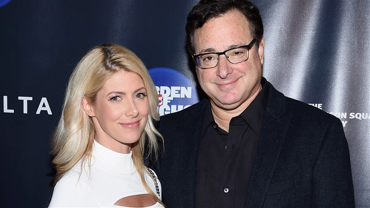 2017 Garden Of Laughs, Bob Saget, Kelly Rizzo
