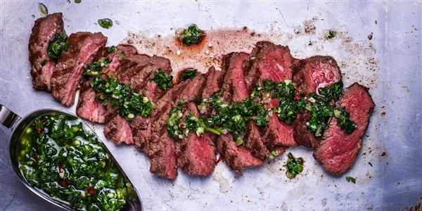 Churrasco de Flank Steak (Flank Steak Brazilian Style)