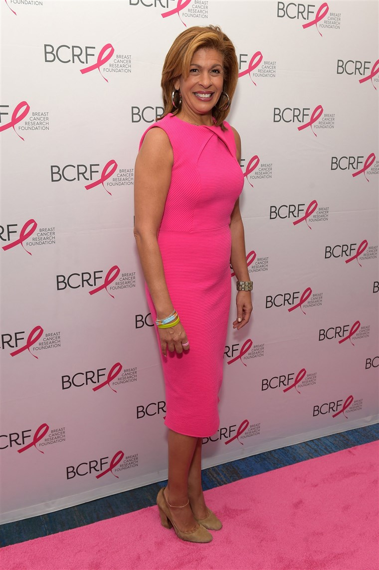 Slika: Breast Cancer Research Foundation New York Symposium and Awards Luncheon - Arrivals
