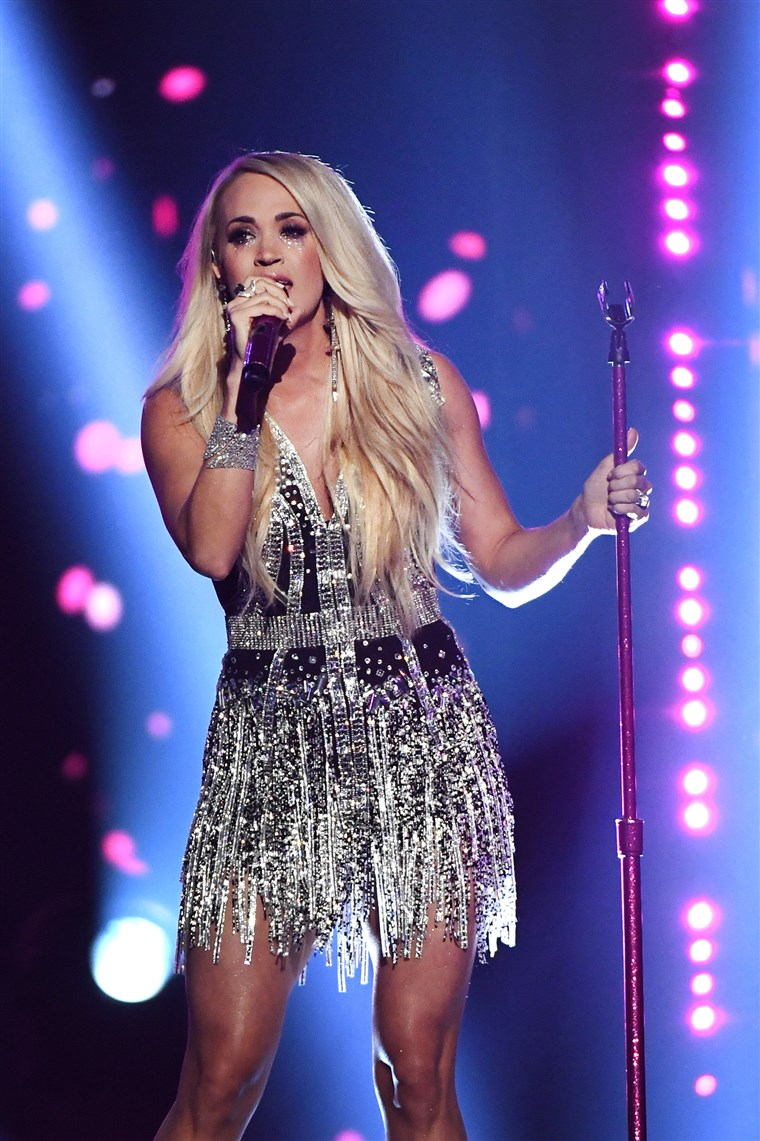 53. Academy Of Country Music Awards - Show