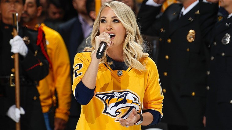 ויניפג Jets v Nashville Predators - Game Two