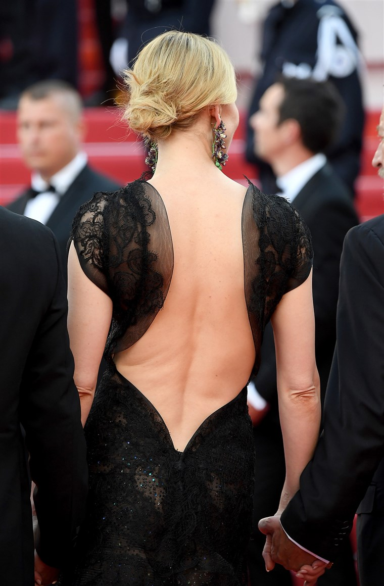 Cate Blanchett Cannes