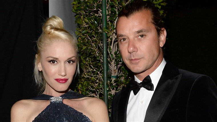 Gwen Stefani And Gavin Rossdale Welcome A Son