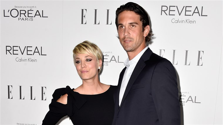 Kaley Cuoco and Ryan Sweeting are getting a divorce