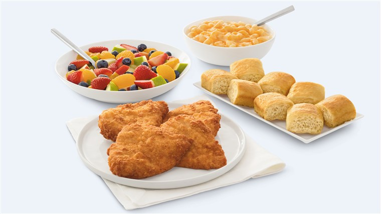 Chick-Fil-A's new family-style meals