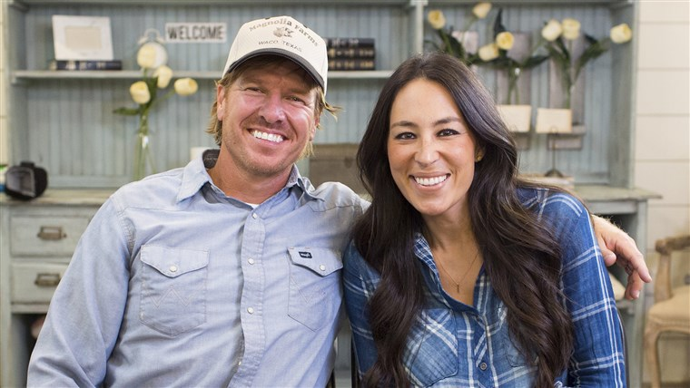 csip and Joanna Gaines