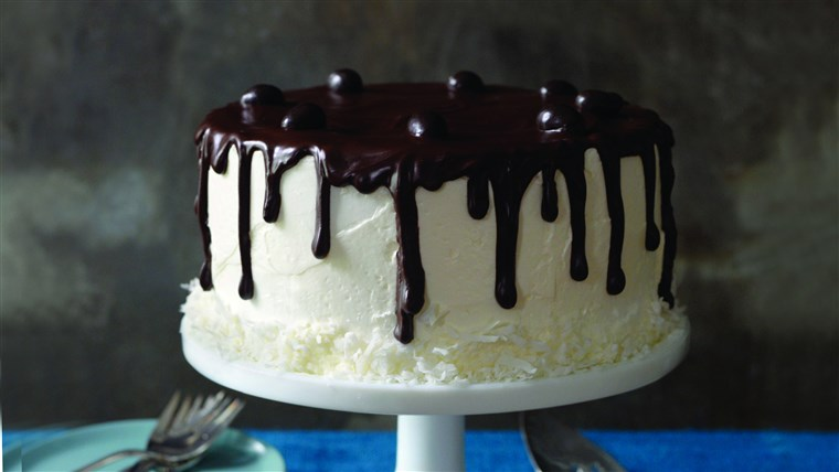 Kokos Bliss Cake, recipe by Seton Rossini