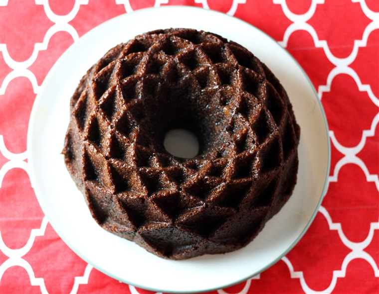 Medenjak bundt cake by TODAY Food Club member Christen in the Kitchen