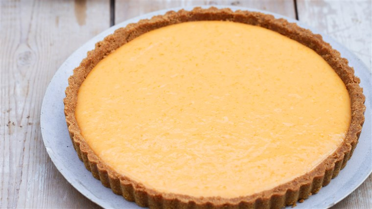 Nigella Lawson's Bitter Orange Tart