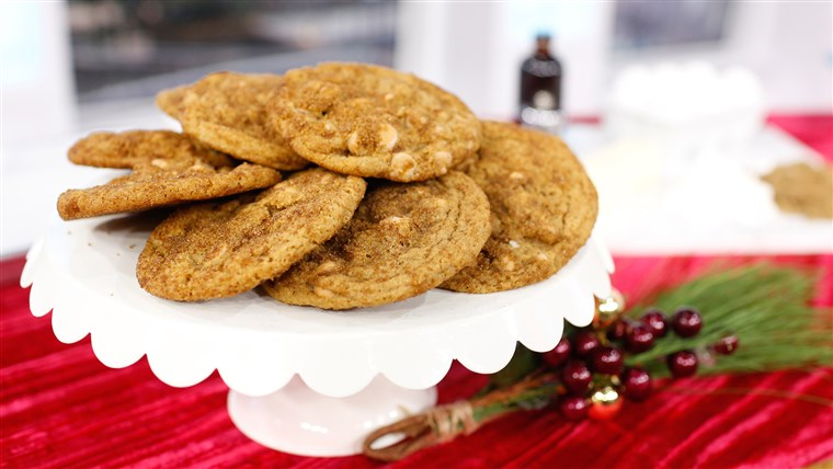 smeđ Sugar Butterscotch Cookies