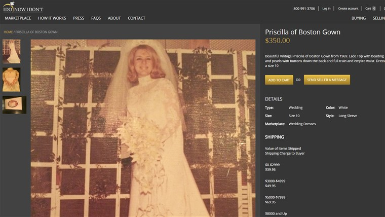 תמונה: wedding dress for sale