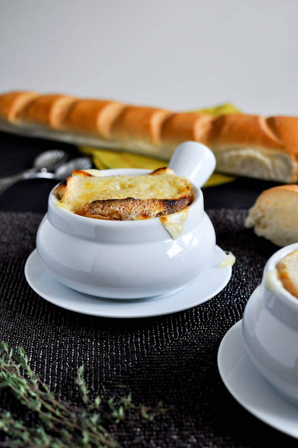 איטי-סיר French Onion Soup