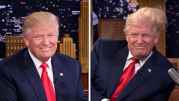 डोनाल्ड Trump on Jimmy Fallon