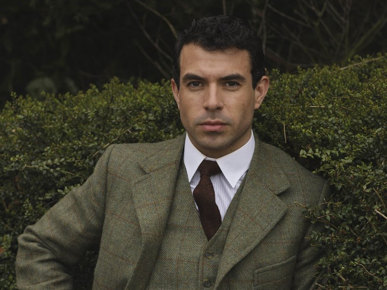 Tomi Cullen, Lord Anthony Gillingham, Downton Abbey.