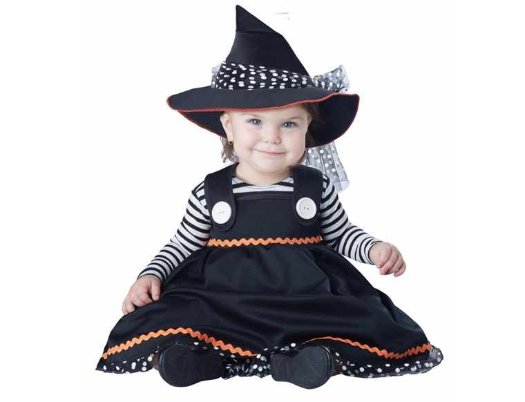 Baba witch costume