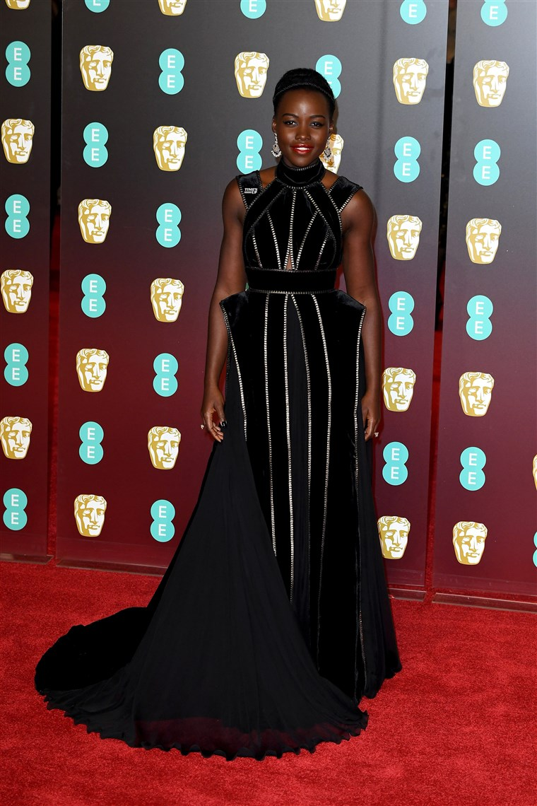 Kép: EE British Academy Film Awards - Red Carpet Arrivals