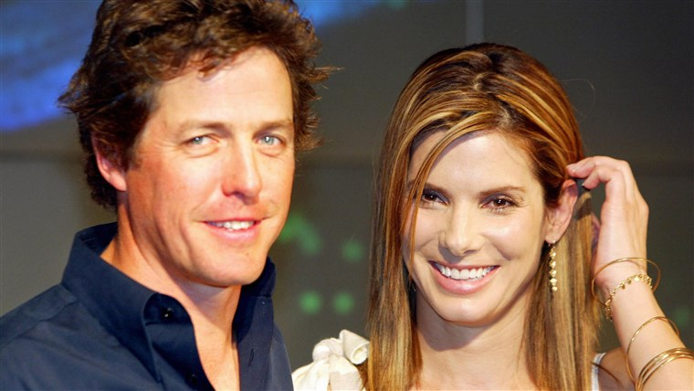 kép: Hugh Grant and Sandra Bullock