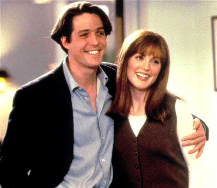 Kép of Hugh Grant and Julianne Moore